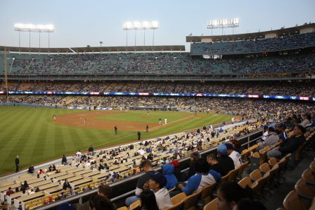 Dodgers Stadium - Los Angeles
