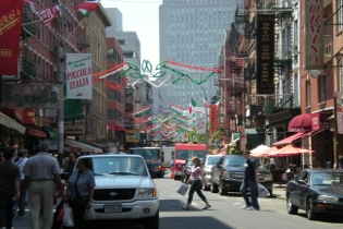 Little Italy à New York