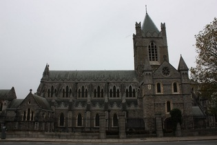 St Patrick's Cathedral à Dublin