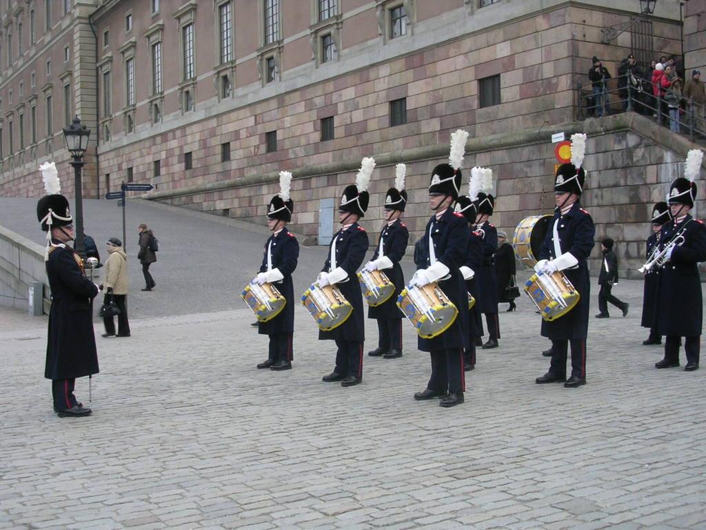 Stockholm Su De Si On Voyageait Voyager