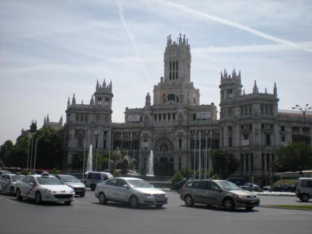 Mairie de Madrid