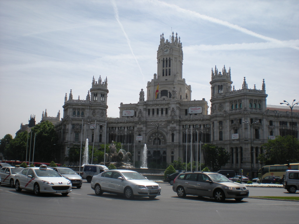 Mairie de Madrid