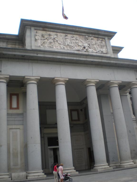 Musée Prado à Madrid