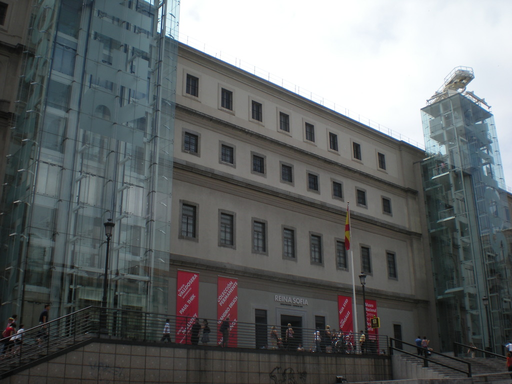 Musée Reina Sofia à Madrid