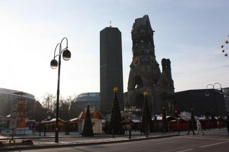 Kurfürstendamm à Berlin