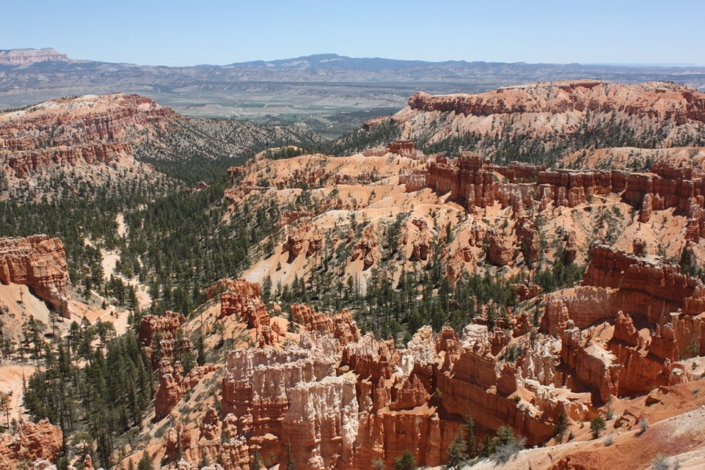 Le parc national Bryce Canyon - Ouest Américain