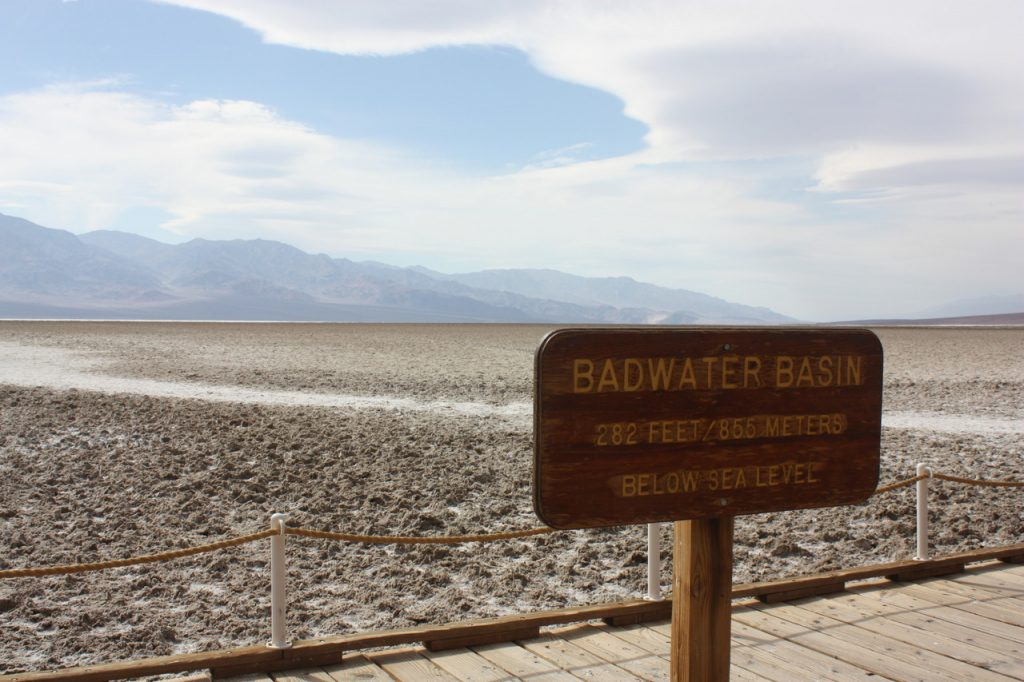 Badwater - Ouest Américain