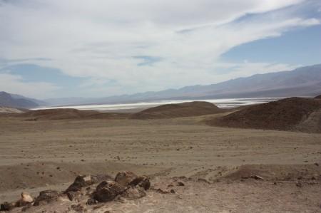 La Vallée de la Mort - Ouest Américain