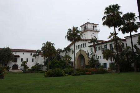 Santa Barbara - ouest Américain