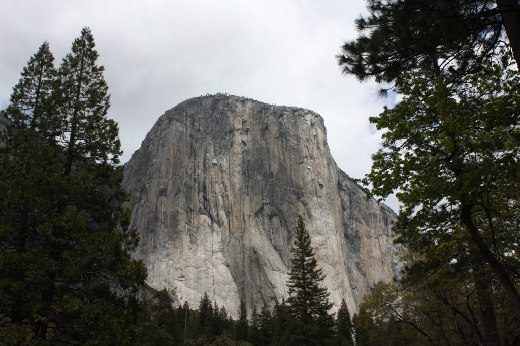Yosemite National Park - Ouest Américain