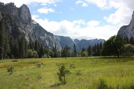 Le parc national Yosemite - Ouest Américain