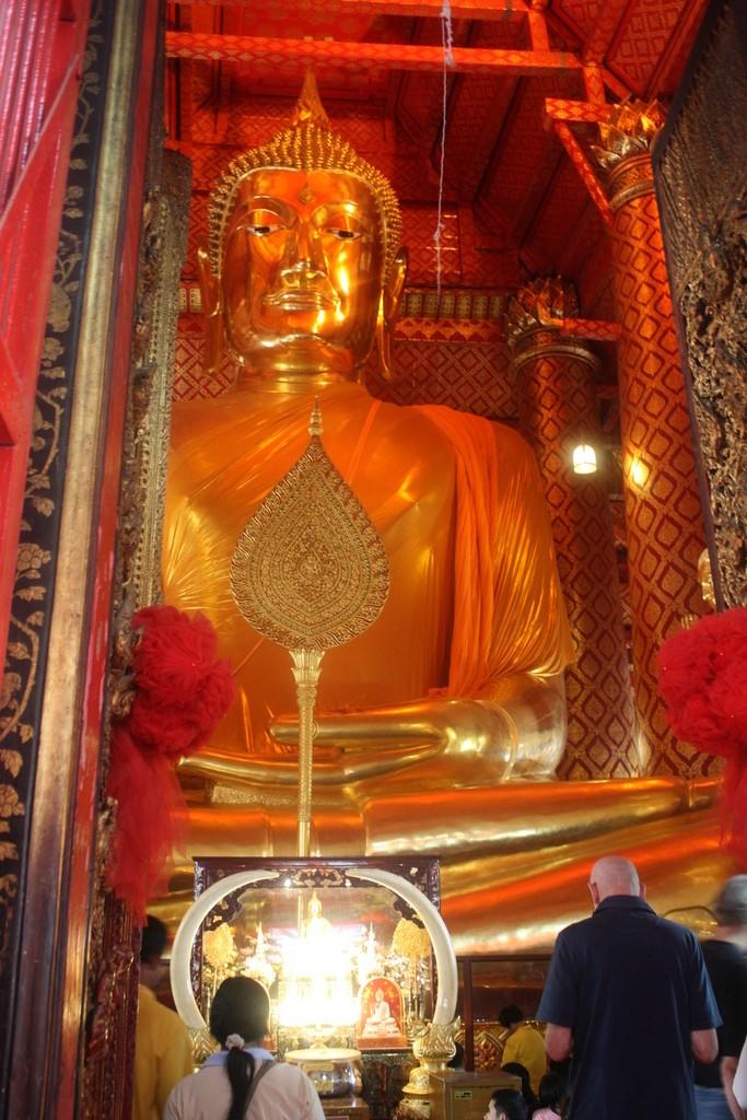 Wat Phanan Choeng à Ayutthaya
