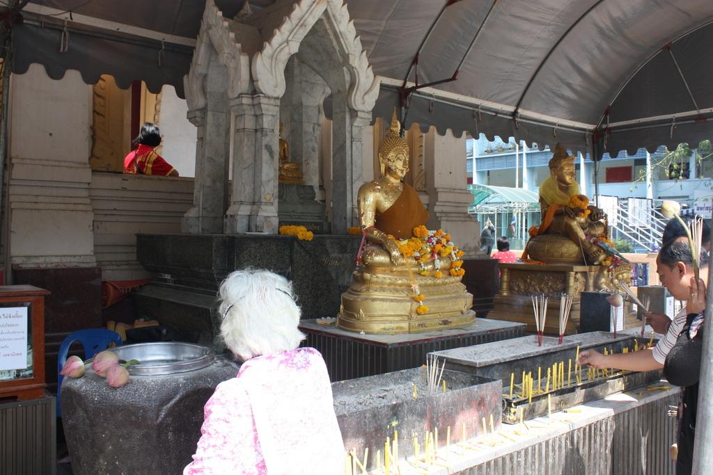 Ko Ratanakosin à Bangkok