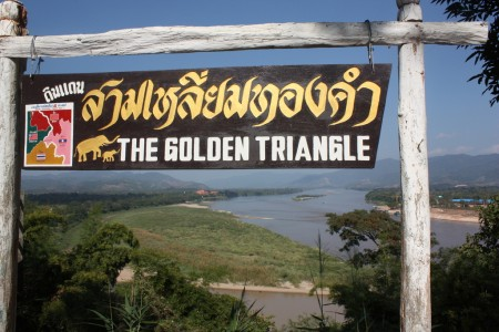 Golden Triangle en Thaïlande