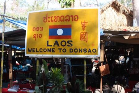 Chiang Saen au Laos