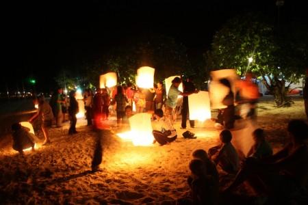 Les soirées à Koh Lipe