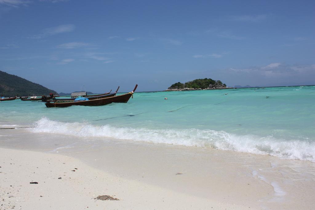 La plage de Koh Lipe