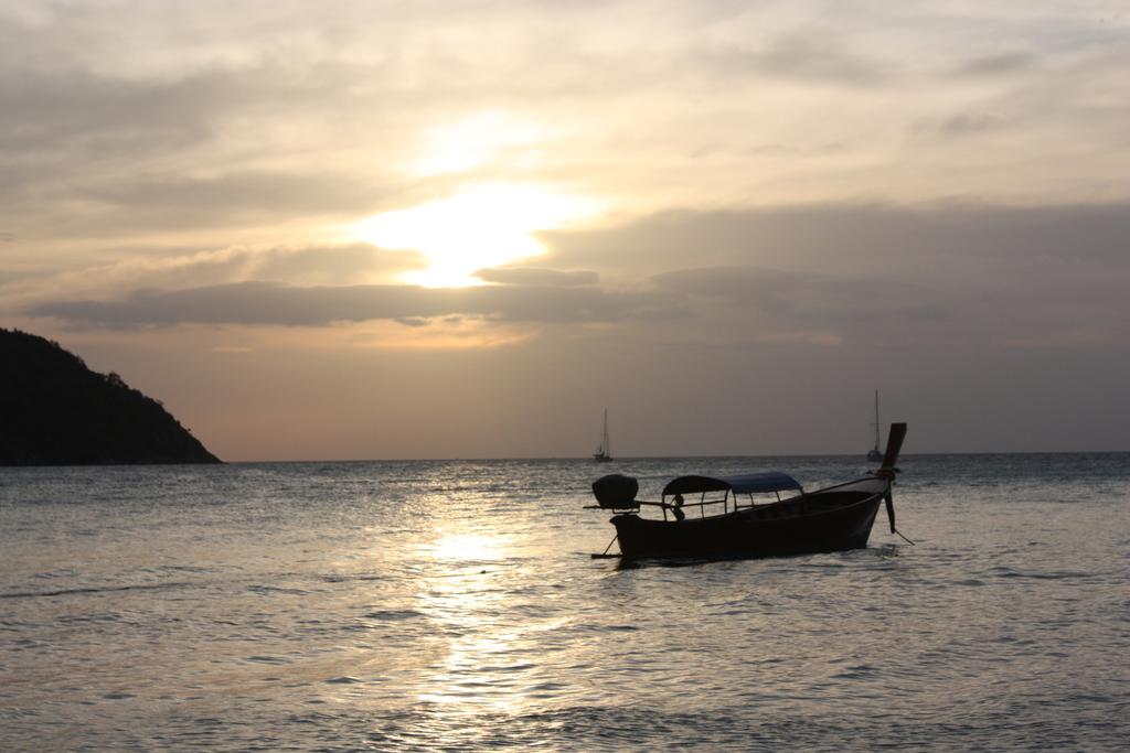 Le couché de soleil à Koh Lipe en Thaïlande