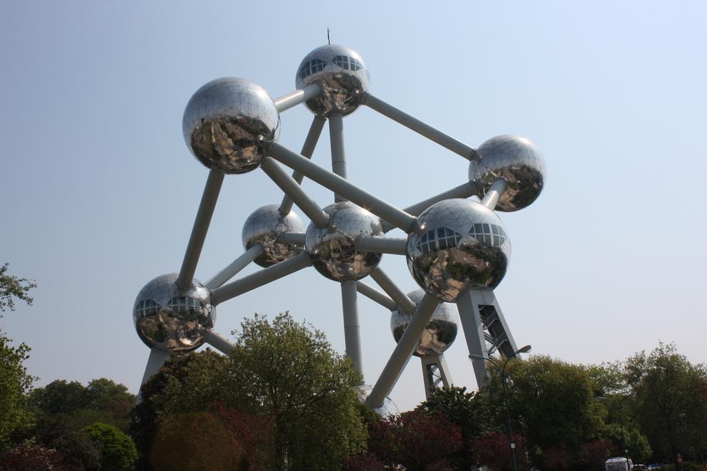 L'Atonium de Bruxelles
