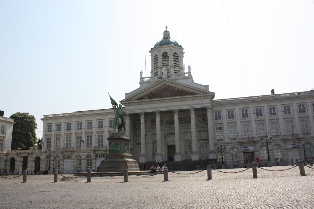 La Place Royale de Bruxelles