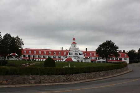 Hôtel Tadoussac au Canada