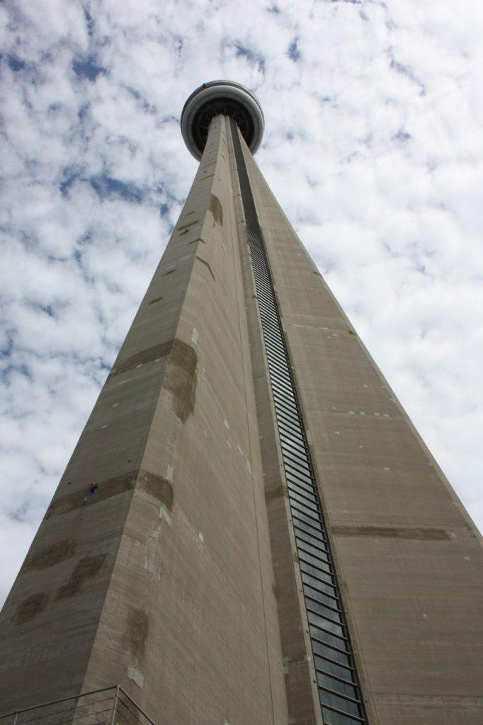 Tour CN à Toronto au Canada