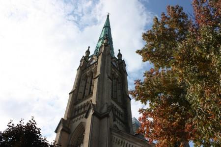Cathédrale Saint-Jacques de Toronto au Canada