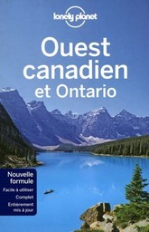 Lonely Planet Ouest Canadien et Ontario