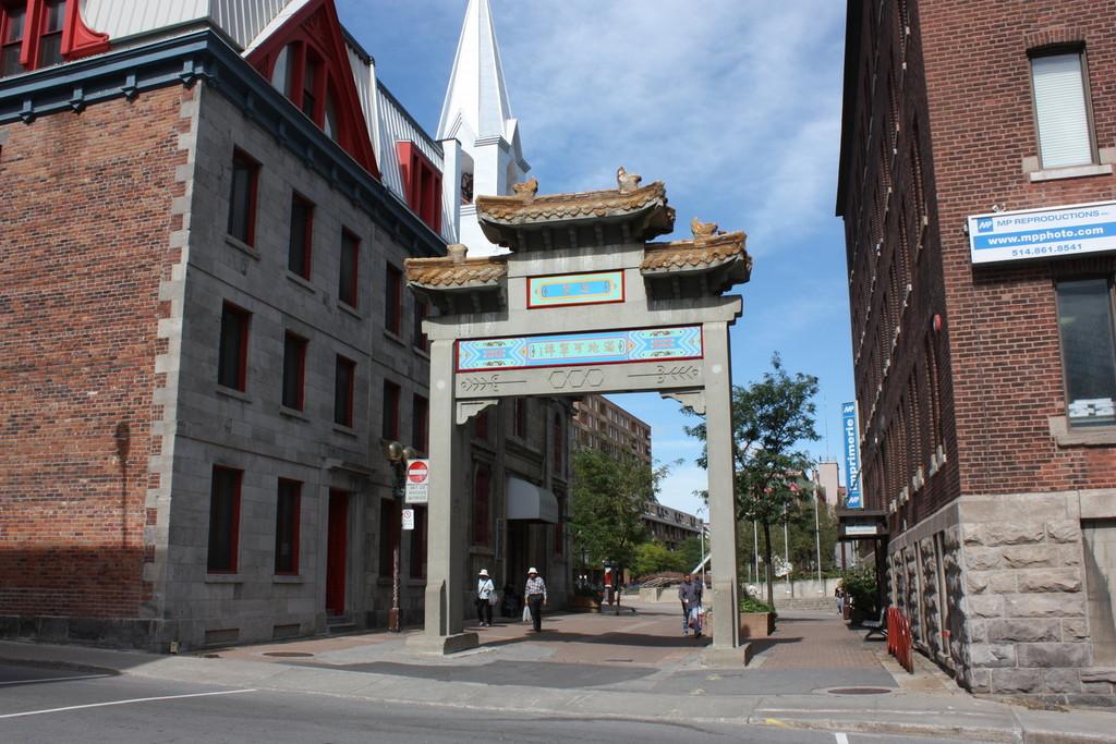 Chinatown de Montréal