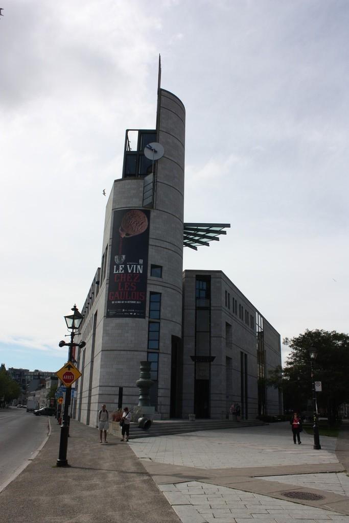 Montréal - Musée Point à Callière