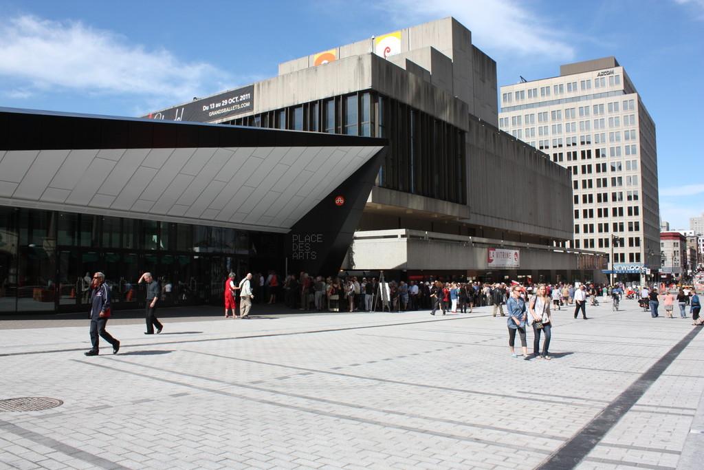 Place des Arts de Montréal