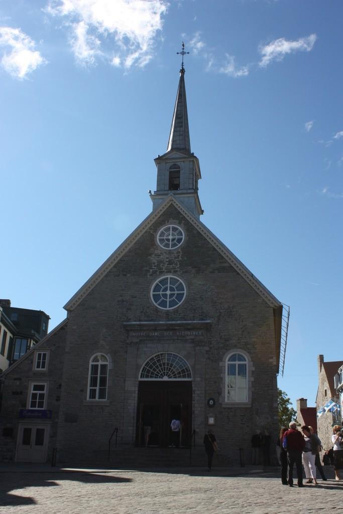 Place Royale à Québec