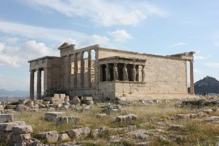 Érechthéion à Athènes