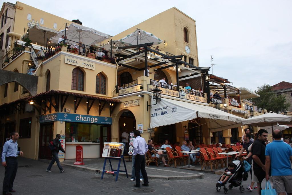 Vieille ville de Rhodes (Old Town)