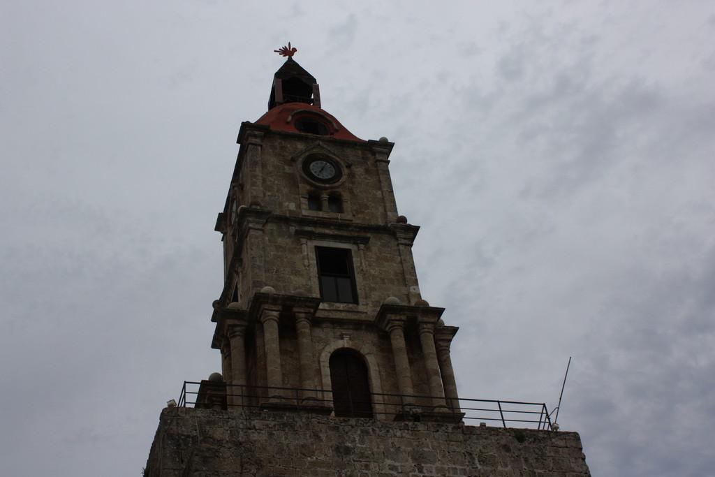 Tour de l'Horloge de Rhodes