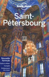 Guide Lonely Planet Saint-Pétersbourg