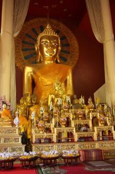 Wat Phra Singh à Chiang Mai