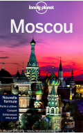 Guide Lonely Planet de Moscou