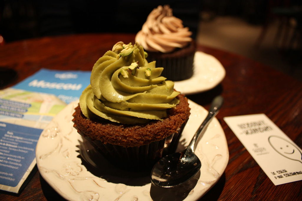 Cup & Cake Café de Moscou