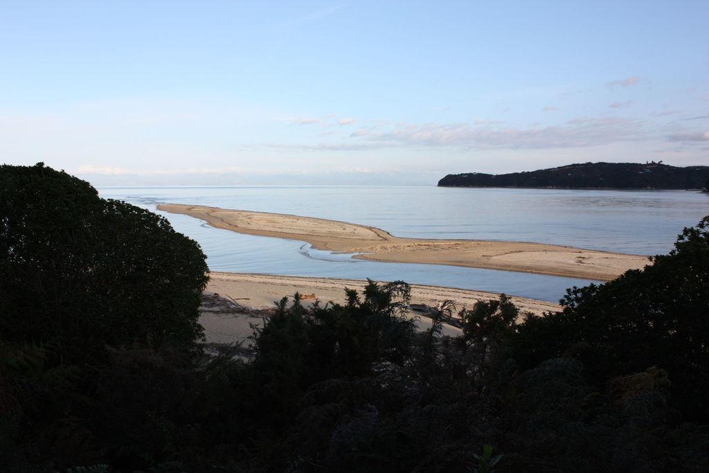 Abel Tasman Coast Track en Nouvelle-Zélande