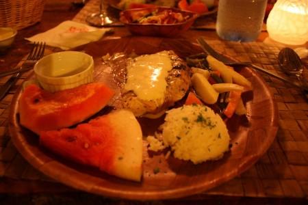 Le Bloody Mary's à Bora Bora