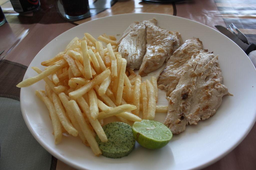 Snack Matira à Bora Bora