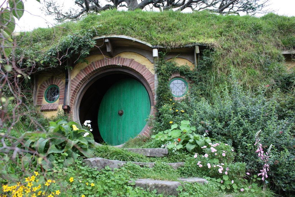 Le village des Hobbits en Nouvelle-Zélande