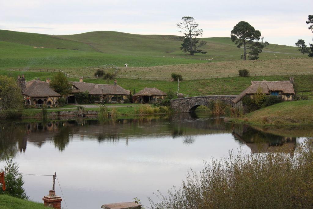 Le tournage de la trilogie du Seigneur des Anneaux en Nouvelle-Zélande