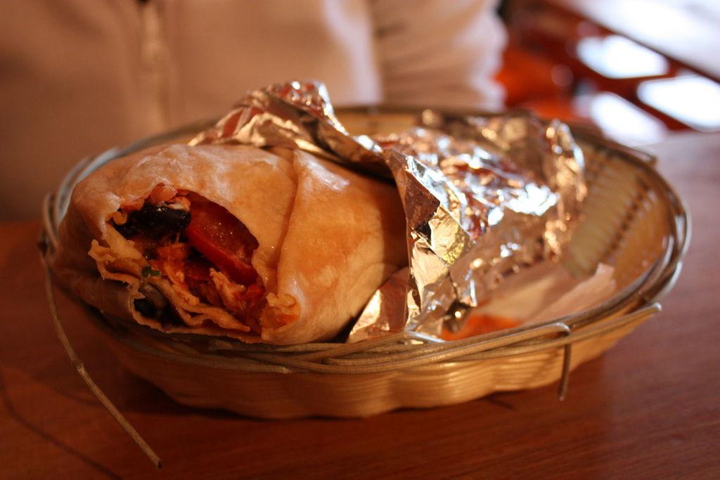 California Burrito à Auckland en Nouvelle-Zélande