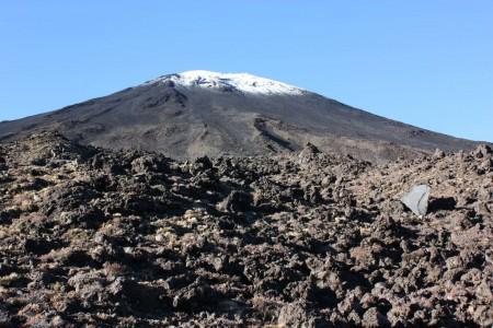 Le Mont Tongariro est la montagne du destin dans le Seigneur des Anneaux
