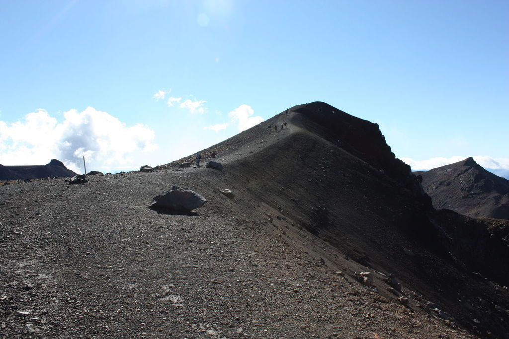 Mount Tongariro Summit