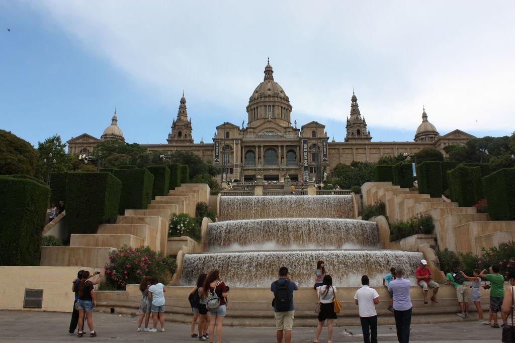 Musée National des Arts Catalans à Barcelone