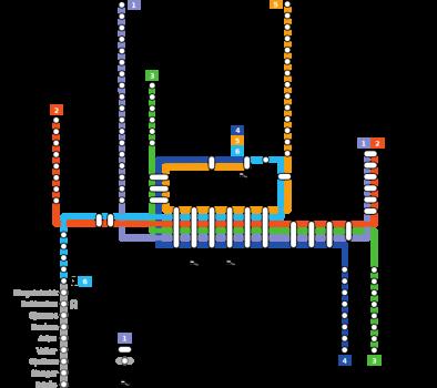 Subway Oslo