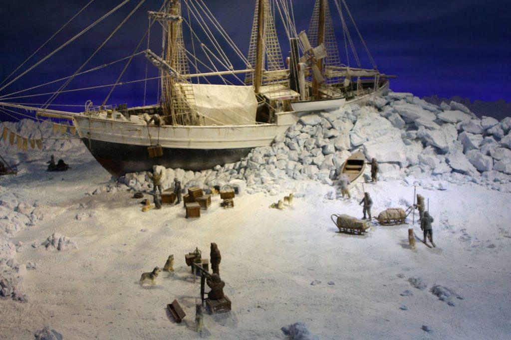 Musée du FRAM Polar Ship à Oslo en Norvège